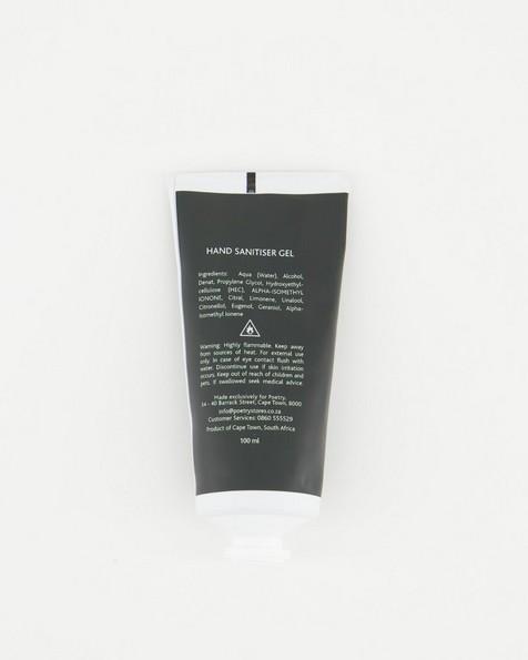 Midnight Botany Luxury Fragranced Sanitizer -  black