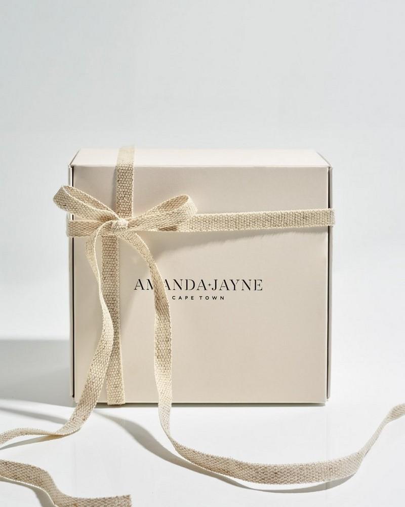 Amanda Jayne Night Bloom Gold Tin & Home Fragrance Set -  assorted