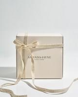 Amanda Jayne Fresh Zest Glass Candle Set -  white