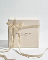 Amanda Jayne Fresh Zest Gold Tin & Home Fragrance Set -  assorted