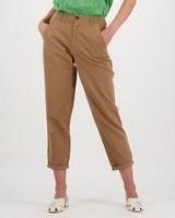 Bell Pants -  camel