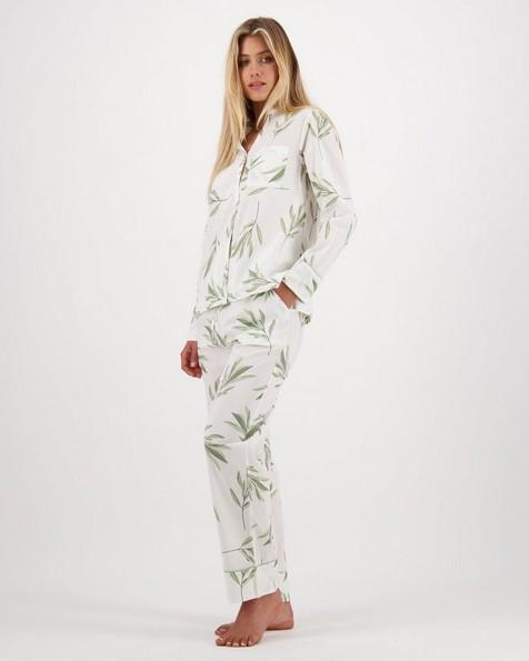 Olive Sleepwear Set -  green