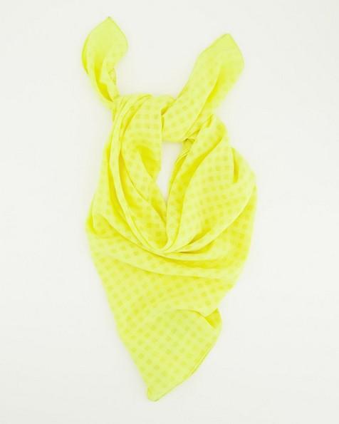 Malin Neckerchief -  lemon