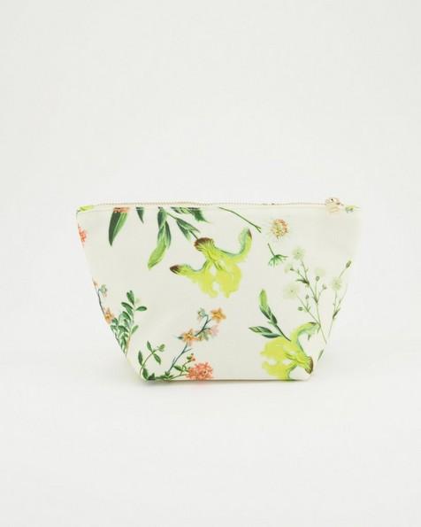 Esme Cosmetic Bag -  milk