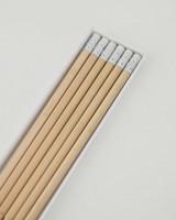 Weekly Pencil Set -  white