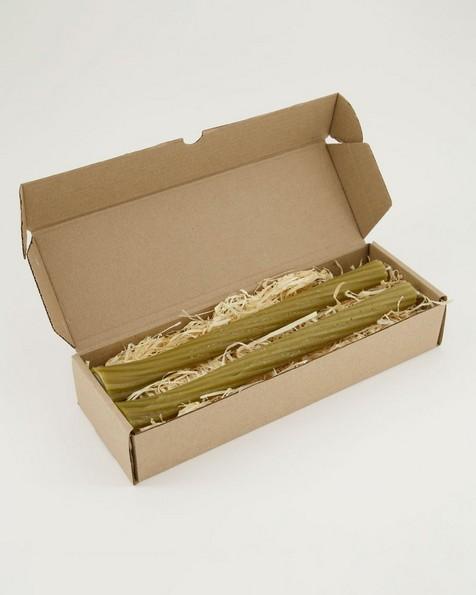 SundayEve Candle Gift Set of 2 -  mustard