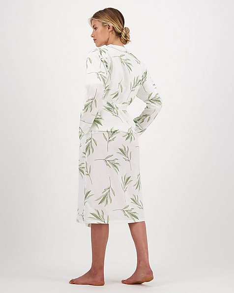 Olive Gown -  green
