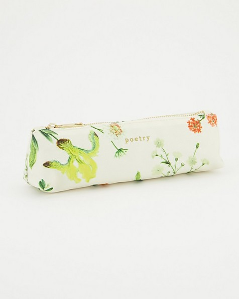 Angie Cosmetic Bag -  milk
