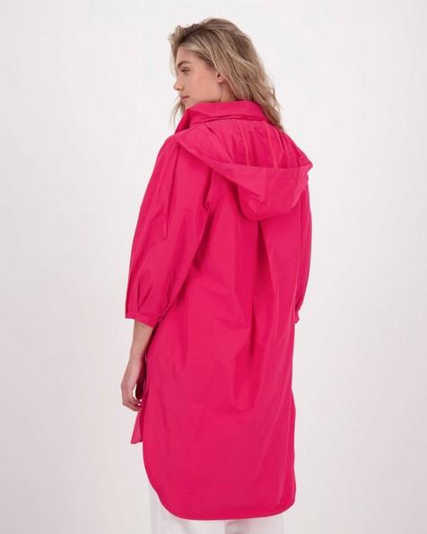 Claudia Parka Jacket -  pink