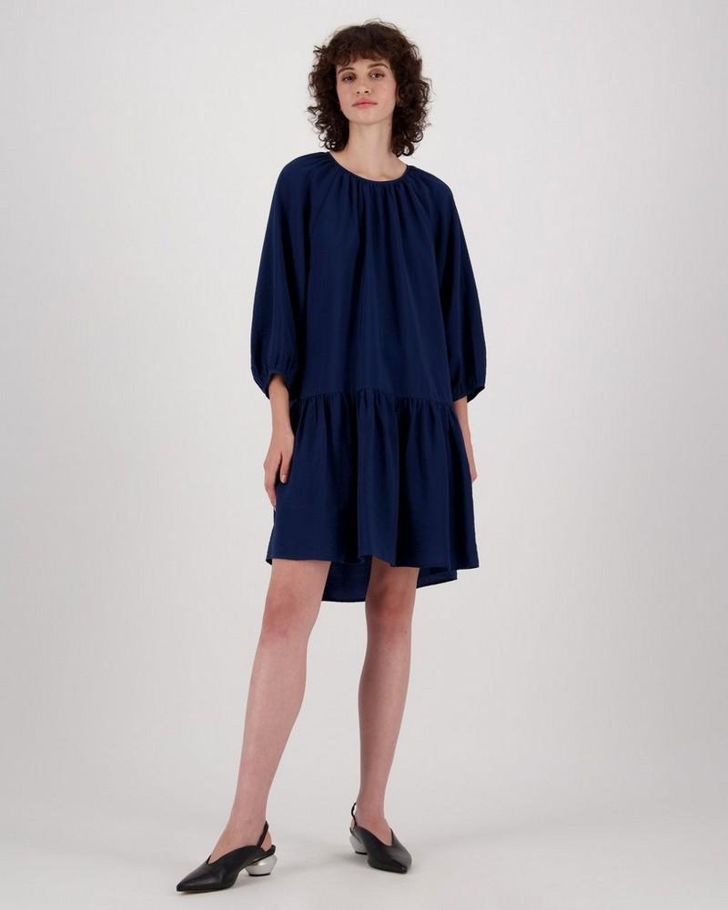 Ami Dress -  blue
