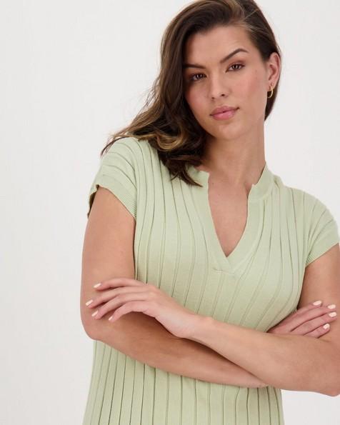 Holly Lounge Dress -  lightgreen