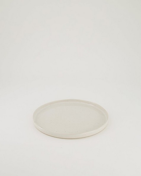 Pret-a-Pot Blom Side Plate -  white