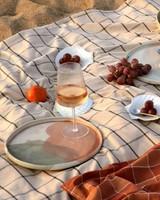 Pret-a-Pot Blom Side Plate -  pink