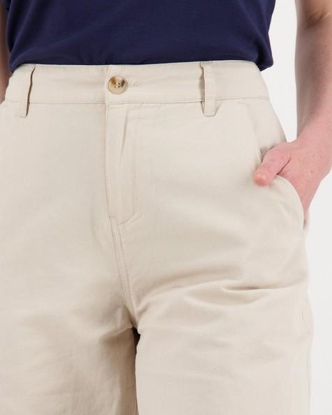 Florence Wide Leg Pants -  stone