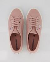 Superga Classic Canvas Lo Sneaker  -  pink