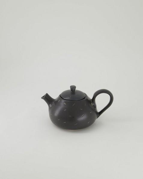 Sprinkles Teapot -  graphite