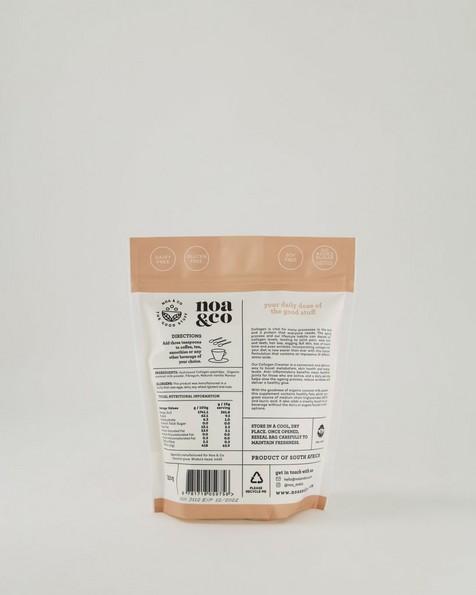 Noa & Co Vanilla Collagen Creamer -  milk