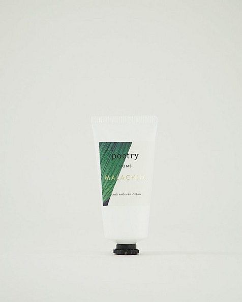 Malachite Hand Cream -  green