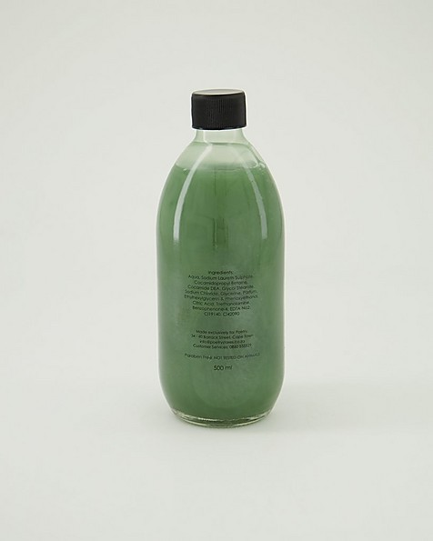 Malachite Foam Bath -  green