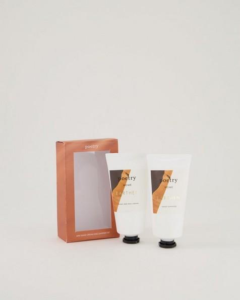 Earthen Hand Cream-Sanitizer 2pk -  rust