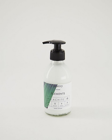 Malachite Hand Lotion -  green