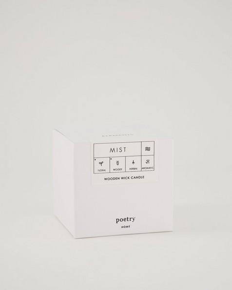 Mist Boxed Candle -  cloudblue