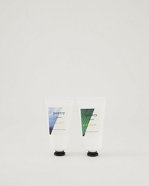 Malachite-Mist Hand and Nail Cream 2pk -  assorted