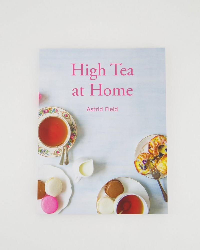 Astrid Field High Tea at Home -  assorted