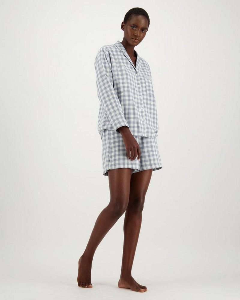 Chloe Sleepwear Set -  grey