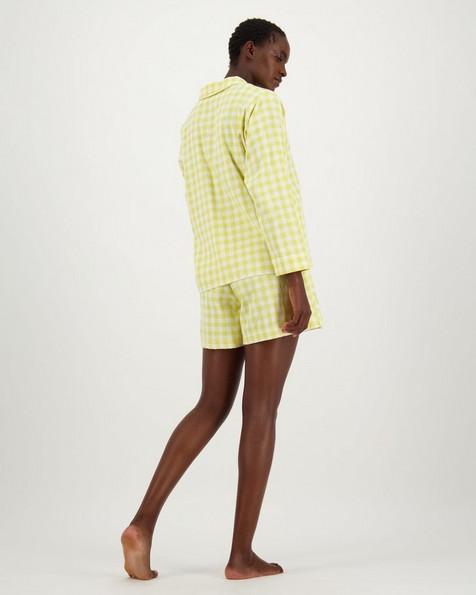 Chloe Sleepwear Set -  yellow