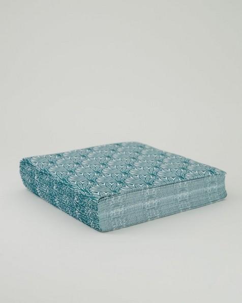 Deco Biodegradable Napkins -  blue
