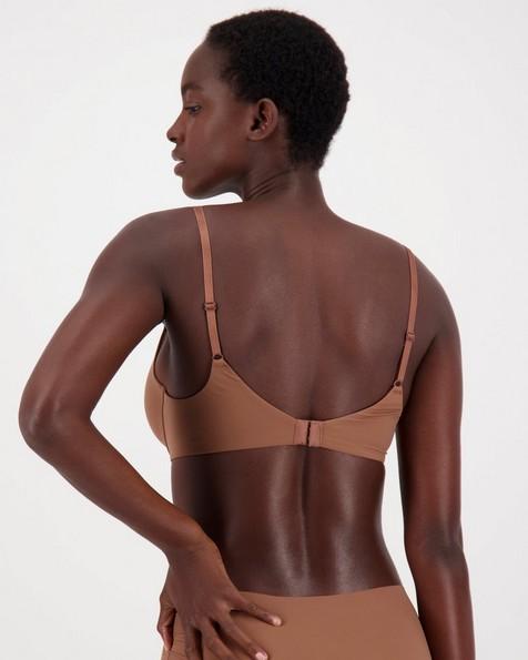 Gugu Intimates Runako Everyday Bra -  brown