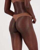 Gugu Intimates Runako Thong -  brown