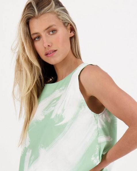 Chelsea Tank Top -  lightgreen