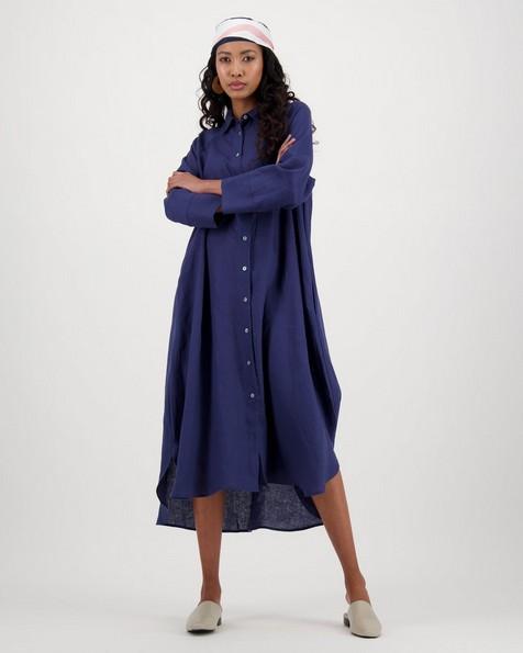 Inaya Dress -  navy