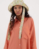 Inaya Dress -  orange