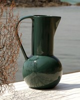 Helena Jug -  bottlegreen