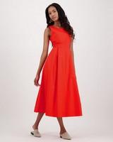 Serena Dress -  coral