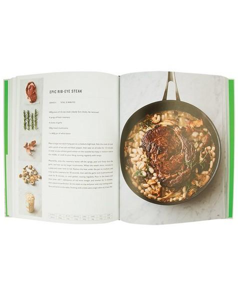 Jamie Oliver's 5 Ingredients: Quick and Easy Food Cookbook  -  assorted
