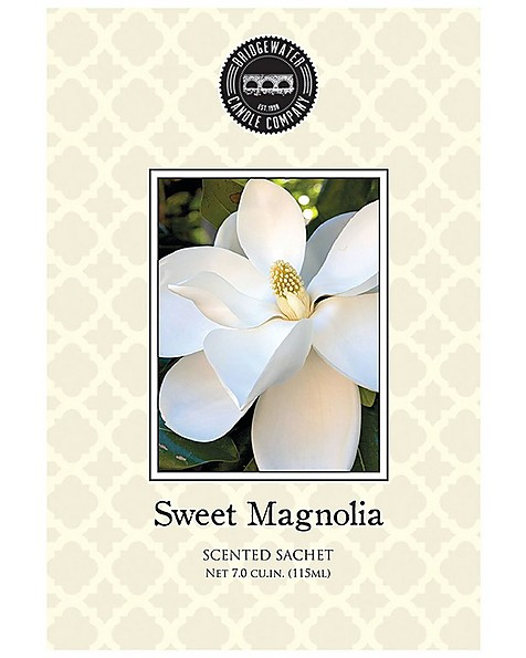 Sweet Magnolia Scented Sachets -  assorted