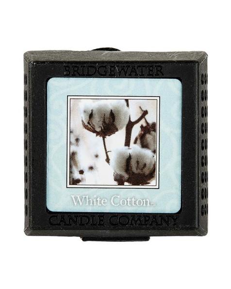White Cotton Auto Vent -  assorted