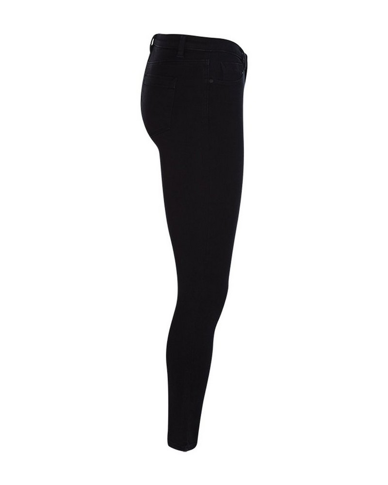 Serryn Stretch Denim -  black-black