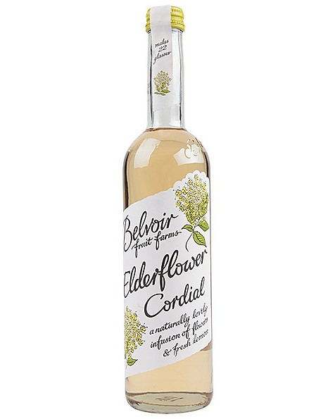 Belvoir Elderflower Cordial -  white-white