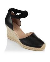 Rare Earth Chiara Ladies Wedge Heel -  black