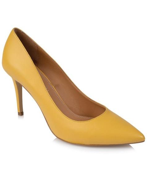 Poetry Rachel Shoe (Ladies) -  yellow