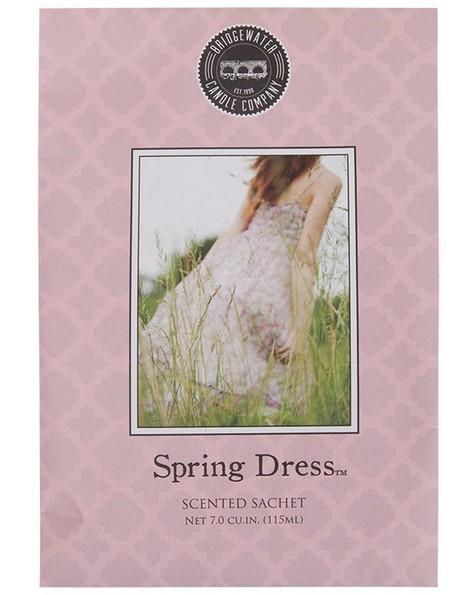 Spring Dress Sachet -  assorted