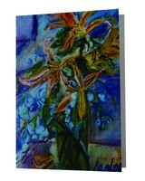 Tigerlily Card -  assorted