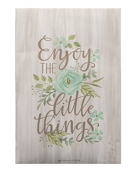 Enjoy The Little Things Sachet -  assorted