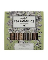 Tea Botanicals -  green-yellow