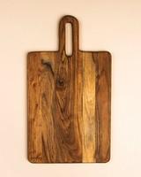 Acacia Paddle Board -  brown